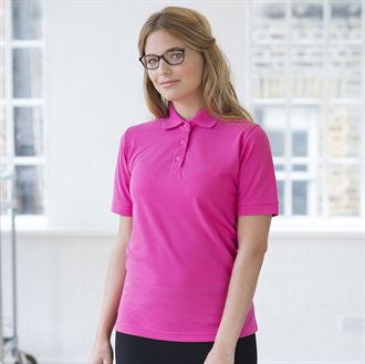 Henbury Womens 65/35 Polo