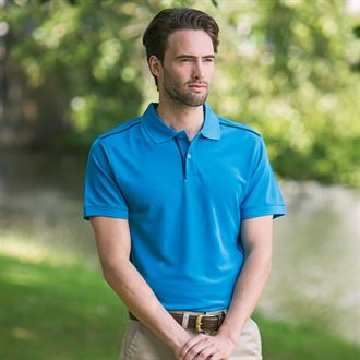 Henbury Coolplus Wicking/anti-bacterial Polo