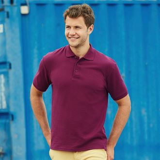 Fruit Of The Loom Heavyweight 65/35 Polo